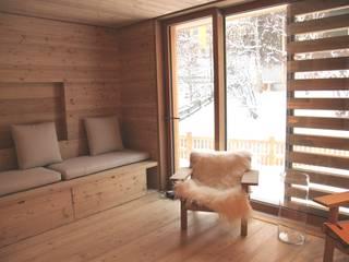 Salas de estilo  por Architetto Stefania Colturi