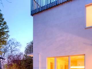 Houses by hausbuben architekten gmbh, Modern