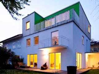 โดย hausbuben architekten gmbh โมเดิร์น