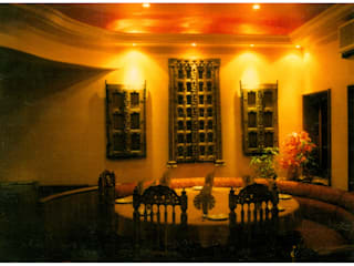 Restaurant in Bhuj Gastronomy by Design Kkarma (India)