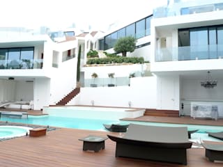 Rumah Modern Oleh Ivan Torres Architects Modern