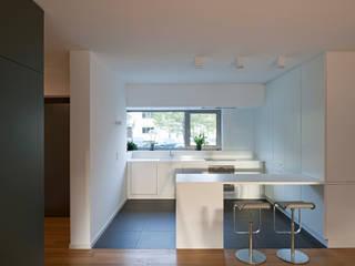 Küche von Dewey Muller Partnerschaft mbB Architekten Stadtplaner