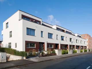Straßenansicht:   von Dewey Muller Partnerschaft mbB Architekten Stadtplaner