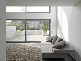Wohnraum:   von Dewey Muller Partnerschaft mbB Architekten Stadtplaner