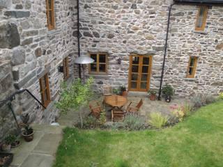 Melin Esgob, Llannerch-y-Medd, North Wales : rustic Houses by Capra Architects