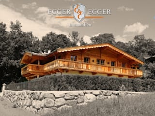 Classic style houses by Egger`s Einrichten Classic