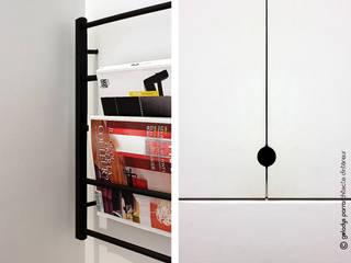 Ванная комната в стиле модерн от Gwladys PARRA Модерн