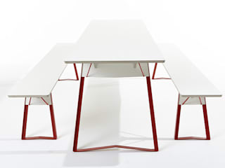 Gregor Faubel Produktdesign Garden Furniture