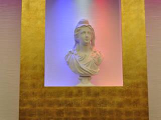 Salle des mariages- Stains Palais des congrès modernes par carré magique Moderne