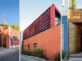 Boutique de Arquitectura (Sonotectura + Refaccionaria) Rumah Modern
