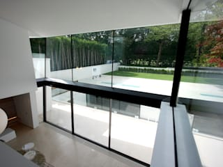 Sheldon Avenue 2 'The Hampstead House' IQ Glass UK Modern windows & doors