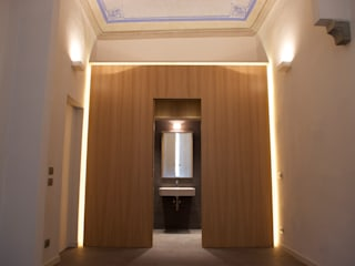 Casas de estilo minimalista de G. Giusto - A. Maggini - D. Pagnano Minimalista