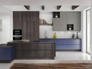 Deseo - Alta and Deda:  Kitchen by Deseo,