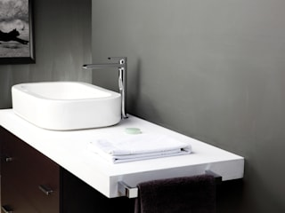Bonomi  Bonny - Miscelatore lavabo monoforo alto:  in stile  di Bonomi Contemporaneo Italiano