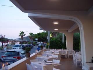 ristorante SICILIA BEDDA:  in stile  di Stefano Costantino Architetto