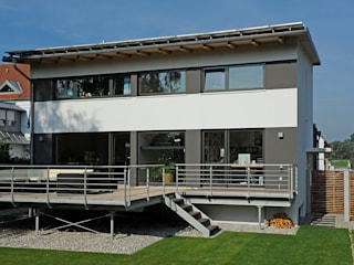 Modern houses by Herzog-Architektur Modern