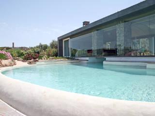 van Studio di Architettura di Luca Scacchetti - Mediterraan
