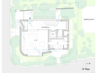 Houses by Yaita and Associaes, Modern