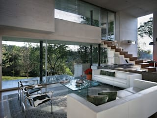 CASA BRIONES:  de estilo  por RP Arquitectos