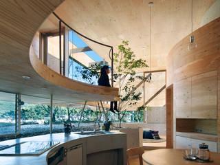 modern Kitchen by UID