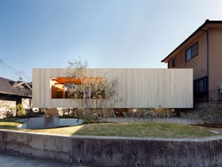 Pit house UID Modern houses