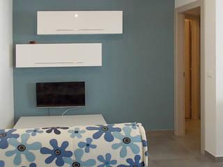 Ristrutturazione appartamento A_M di Arch. Fabio Pacillo Moderno