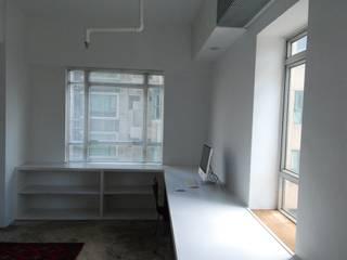 Living room by atelier blur / georges hung architecte d.p.l.g.