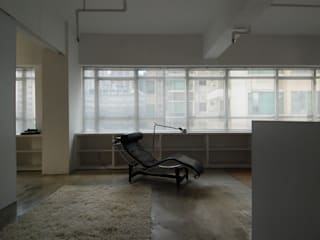 atelier blur / georges hung architecte d.p.l.g. Living room
