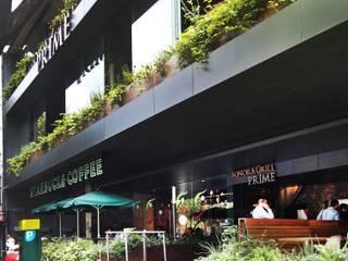 Urban Center Condesa de Central de Arquitectura
