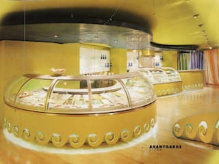 SFERA - Avantgarde Collection - ISA spa di alessandromarchelli+designers AM+D studio Moderno