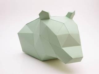 Cardboard animals por Maria Bruno Neo | Product Designer Moderno