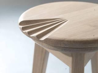 Banco Flamenco por Maria Bruno Neo | Product Designer Moderno