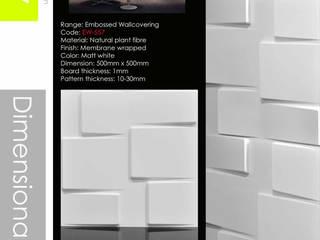 Easy creates feature wall : modern  by series supplies,Modern