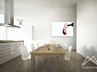 myaudioart - KLANGKUNSTWERK:   von Audio Art GmbH