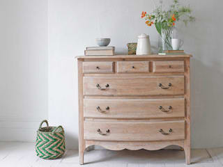 Audrie chest of drawers: rustic Bedroom by Loaf