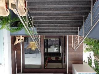HOTEL KRISHNA INN Rooms by YOJNA ARCHITECTS