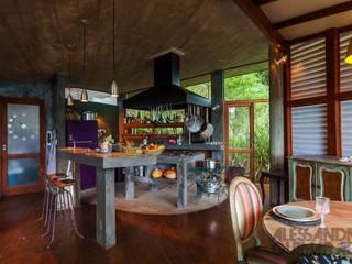 landhausstil Küche von Ferraro Habitat