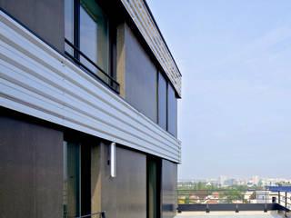 Zac De La Marine :  de style  par Christophe Rousselle Achitecte Urbaniste