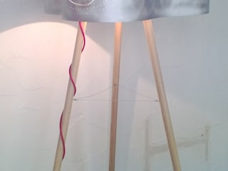 Tepee lamp' !:  de style  par elsa somano objets lumineux