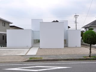 Houses by D.I.G Architects,