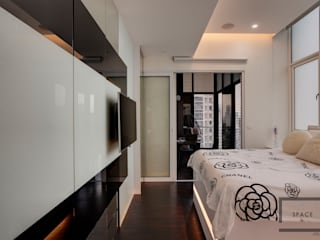 Bedroom by Space Atelier Pte Ltd