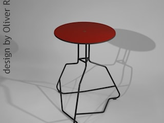 "Hocker ""assideo"":   von Rudin Solution Design"