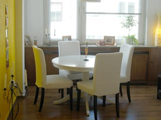 Wohnen mit Feng Shui Architektur à la Feng Shui Klassische Wohnzimmer