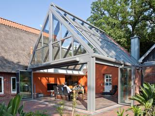 Modern conservatory by Friedrich Ahlers GmbH Modern