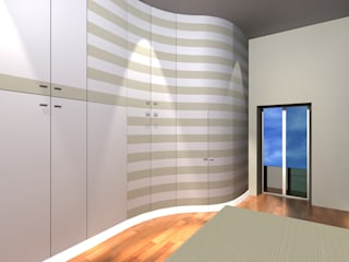 modern  by Studio Tecnico Arch. Lodovico Alessandri, Modern