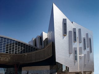 Congress and Trade Fair Centre par Asenjo y Asociados Moderne