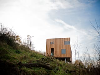House by Atelier Architecture Daniel Delgoffe