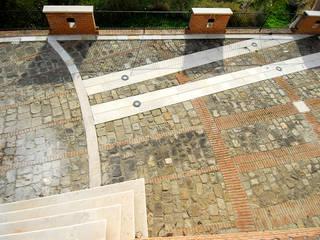 Classic style garden by Studio Tecnico Arch. Lodovico Alessandri Classic