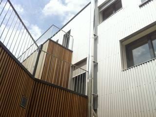J HOUSE Maisons par Jean-Charles Robert Architecte