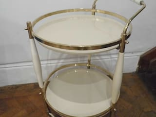Mid Century Trolley Travers Antiques